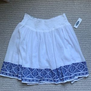 Old Navy flowy skirt